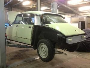 Restauration de voiture 6