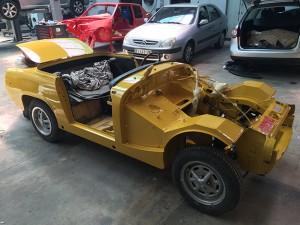 Restauration de voiture 17