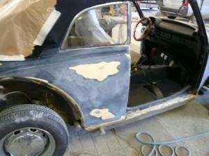 Restauration de voiture 28