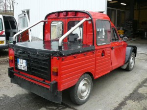Restauration de voiture 33