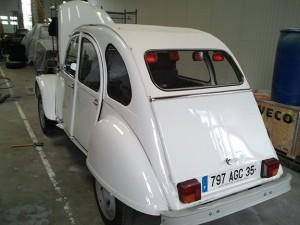 Personnalisation de véhicule 8