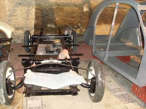 Restauration de voiture 42