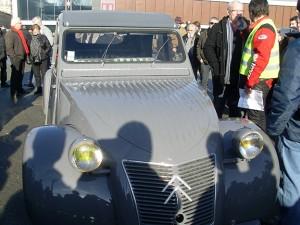 Restauration de voiture 44